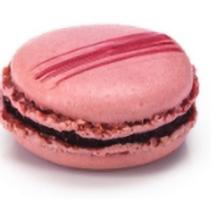 Espace sucré - Macaron Griotte
