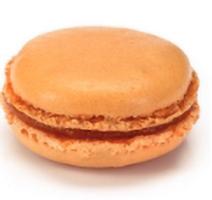 Espace sucré - Macaron Miel Abricot