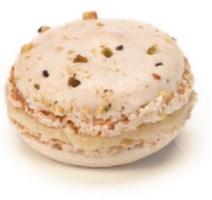 Espace sucré - Macaron Nougat